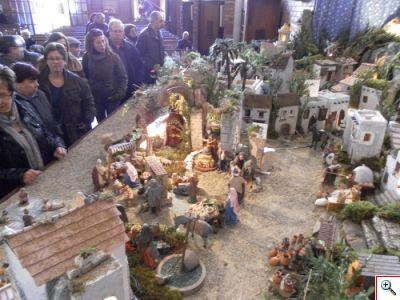 Pessebre Parròquia de Sant Pau